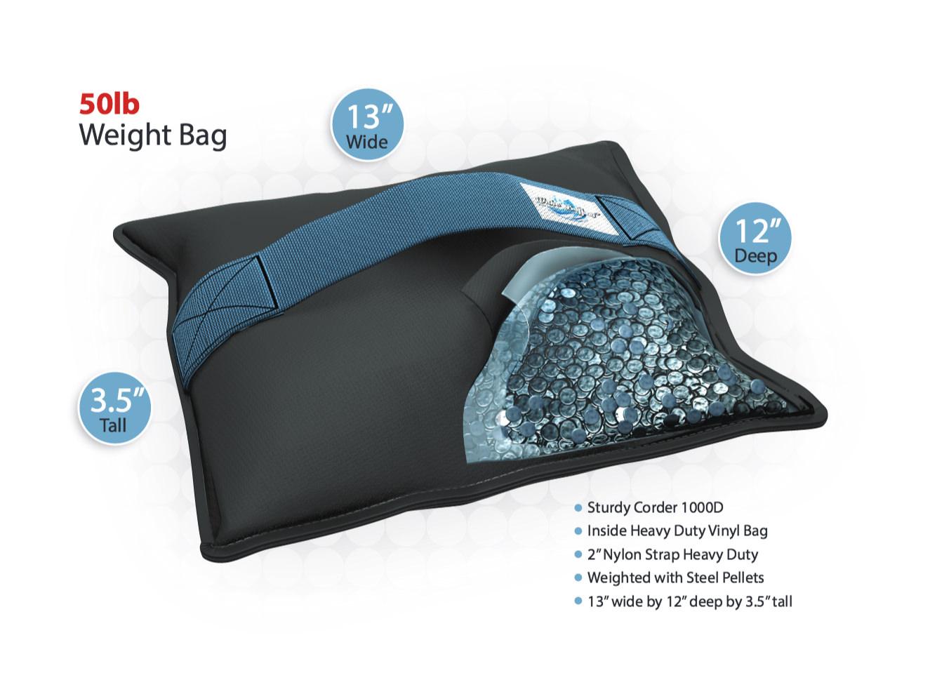 Lead Wake Steel Bags